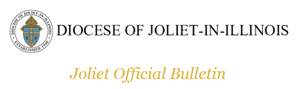 Joliet Official Bulletin
