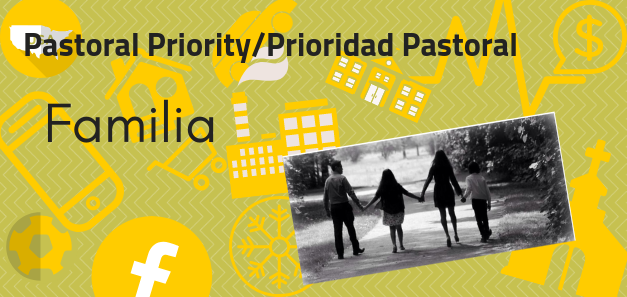 Pastoral Priority Family Banner