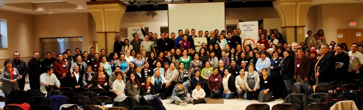 Picture of the V Encuentro Parish Teams