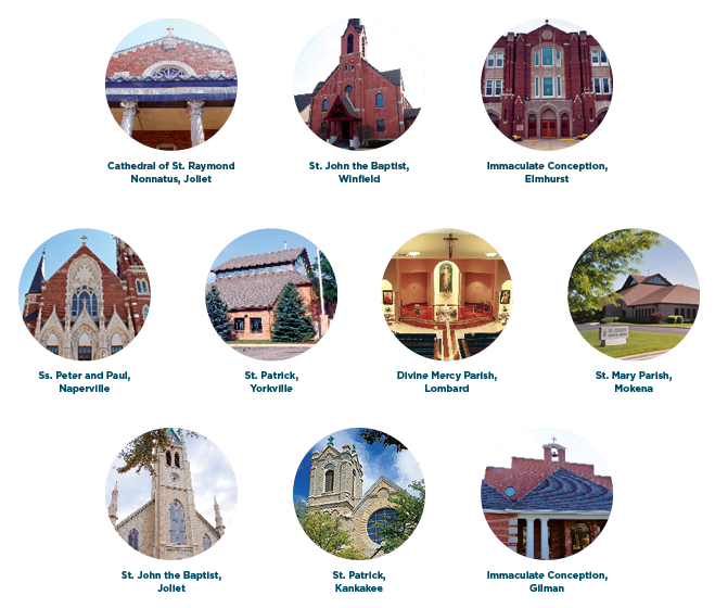 Pilgrimage Churches