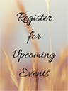 Register for Upcoming Events